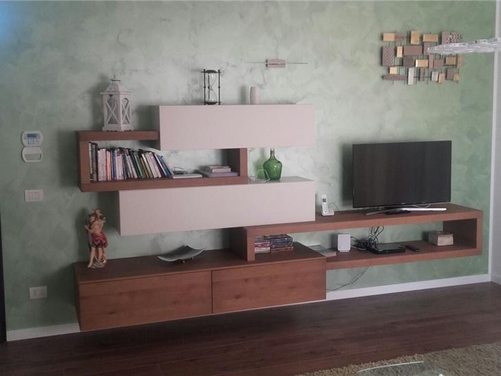 La casa di Luca - soggiorno componibile