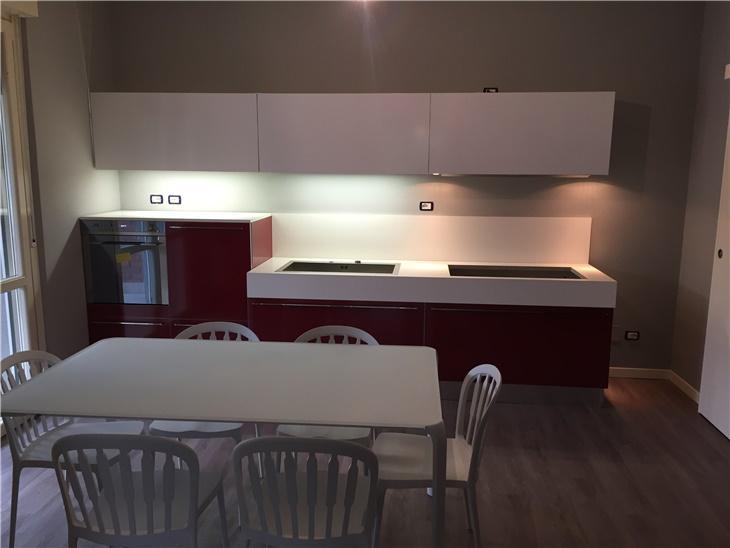 La cucina di Stefy - perfetto abbinamento del rosso con il bianco